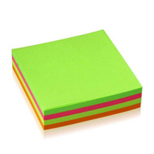کاغذ یادداشت چسب دار سایز7.5سانتیمتری