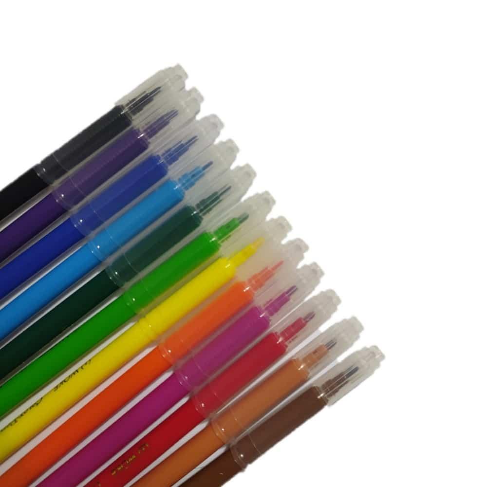 ماژیک وک 12 رنگ