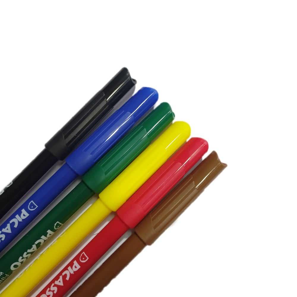 ماژیک پیکاسو 6 رنگ