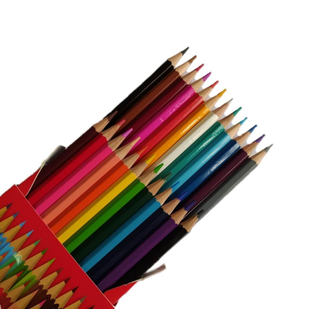 مداد رنگی پنتر 24