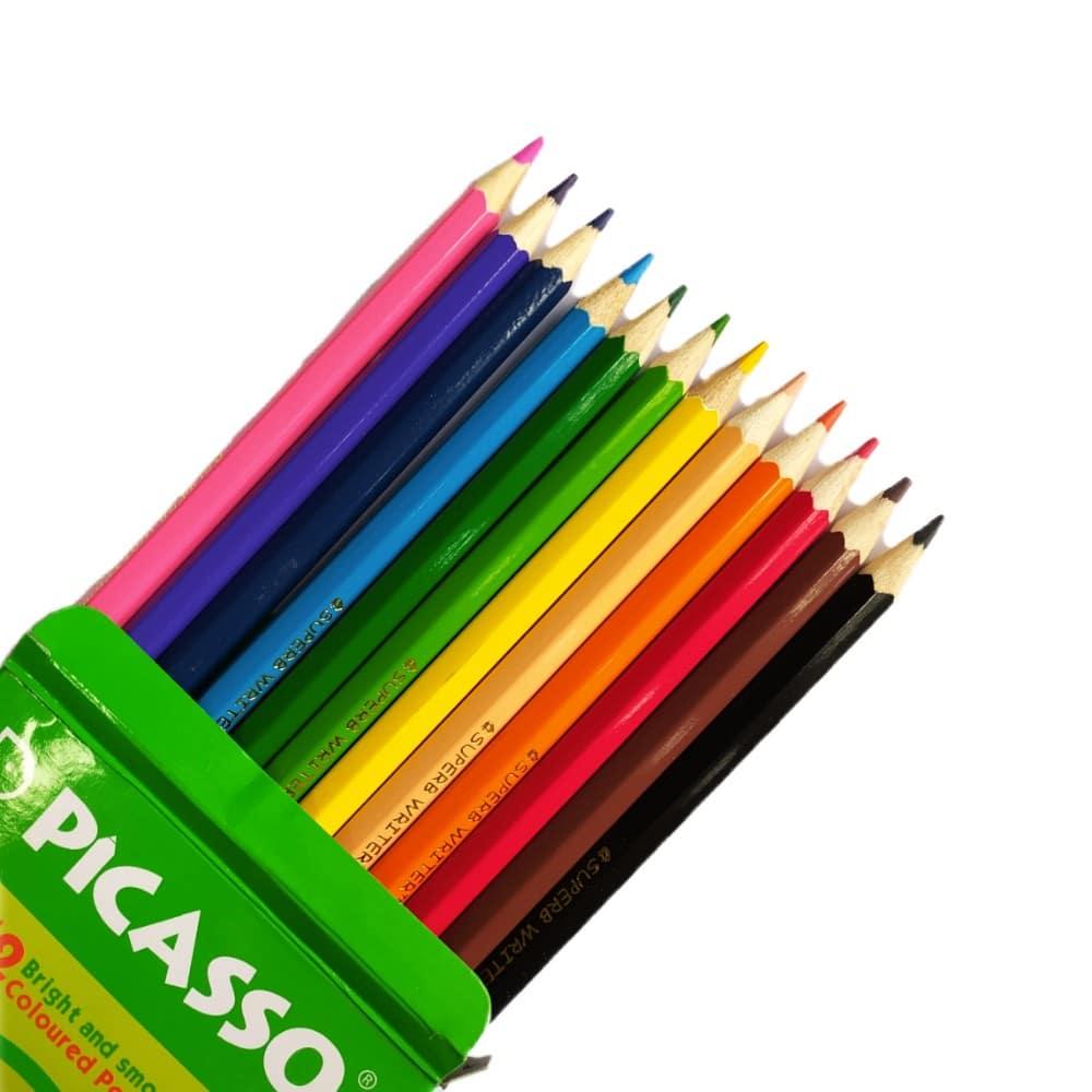 مداد رنگی پیکاسو 12