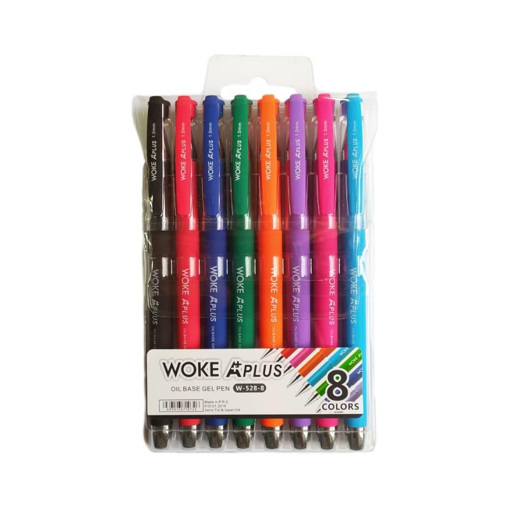 خودکار ووک 8 رنگ
