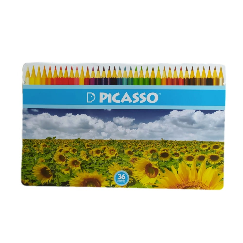 مداد رنگی پیکاسو 36 رنگ