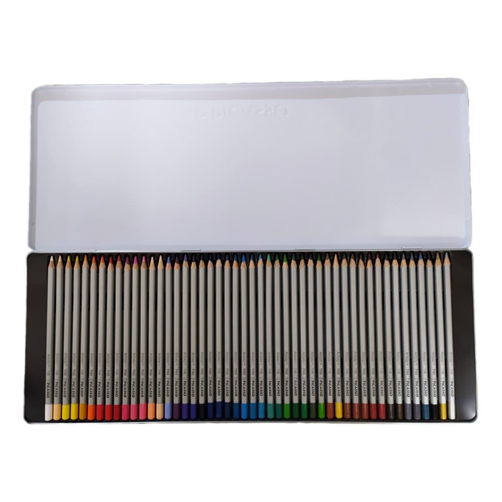 مداد رنگی 48 رنگ پیکاسو آرتیست داخل