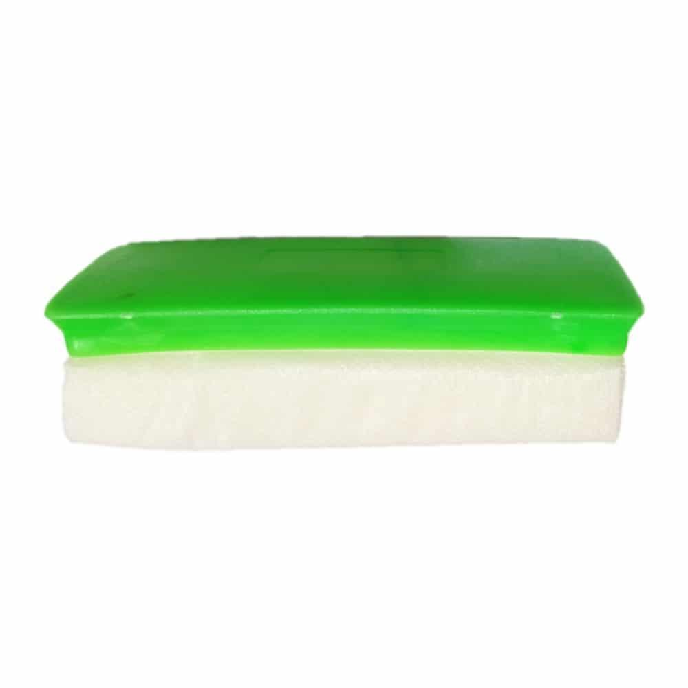 تخته پاک کن ابری سبز