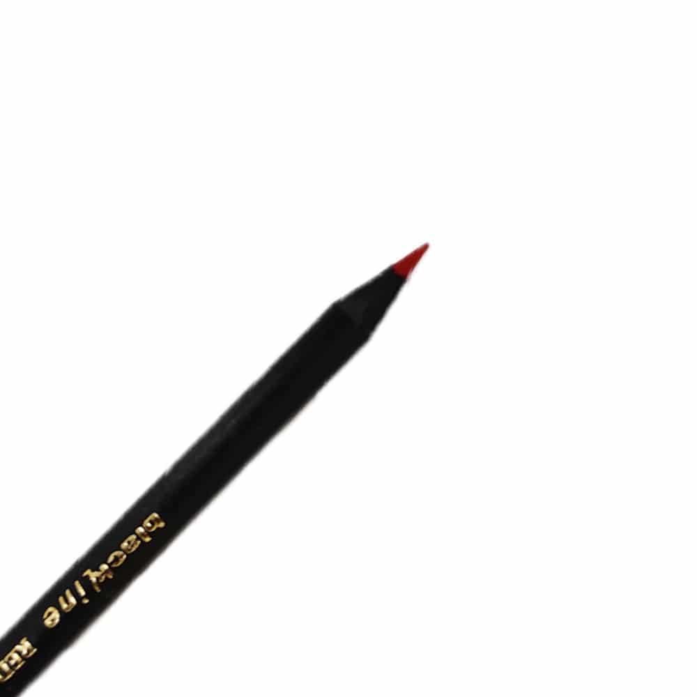 مداد قرمز زغالی عادل