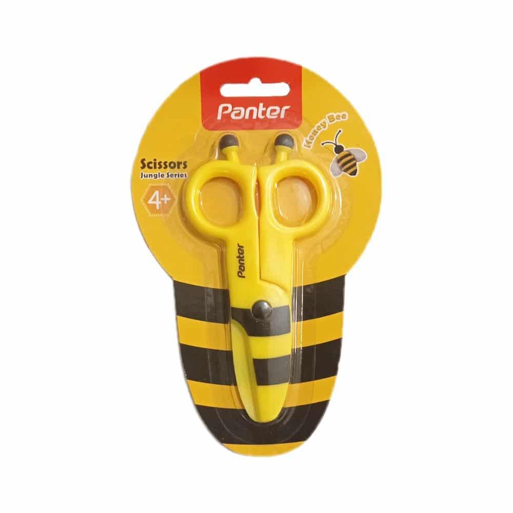 قیچی پنتر مدل JUNGLE زرد