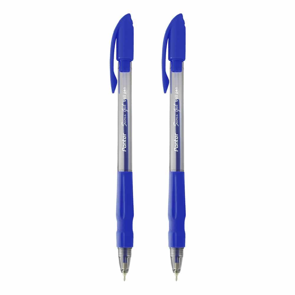 خودکار پنتر مدل Semi Gel آبی